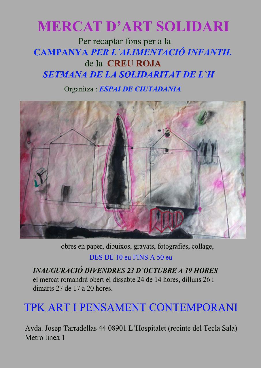 Mercat d'Art per la Solidaritat